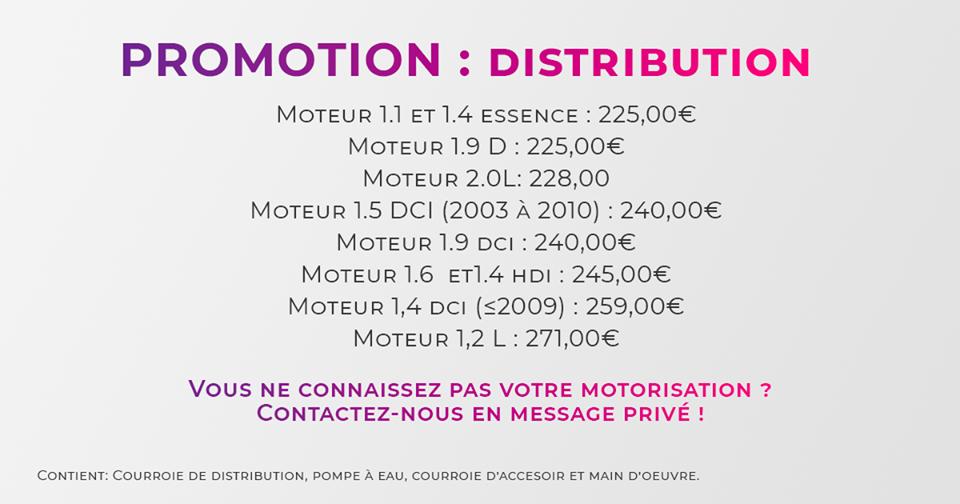 promotion distribution