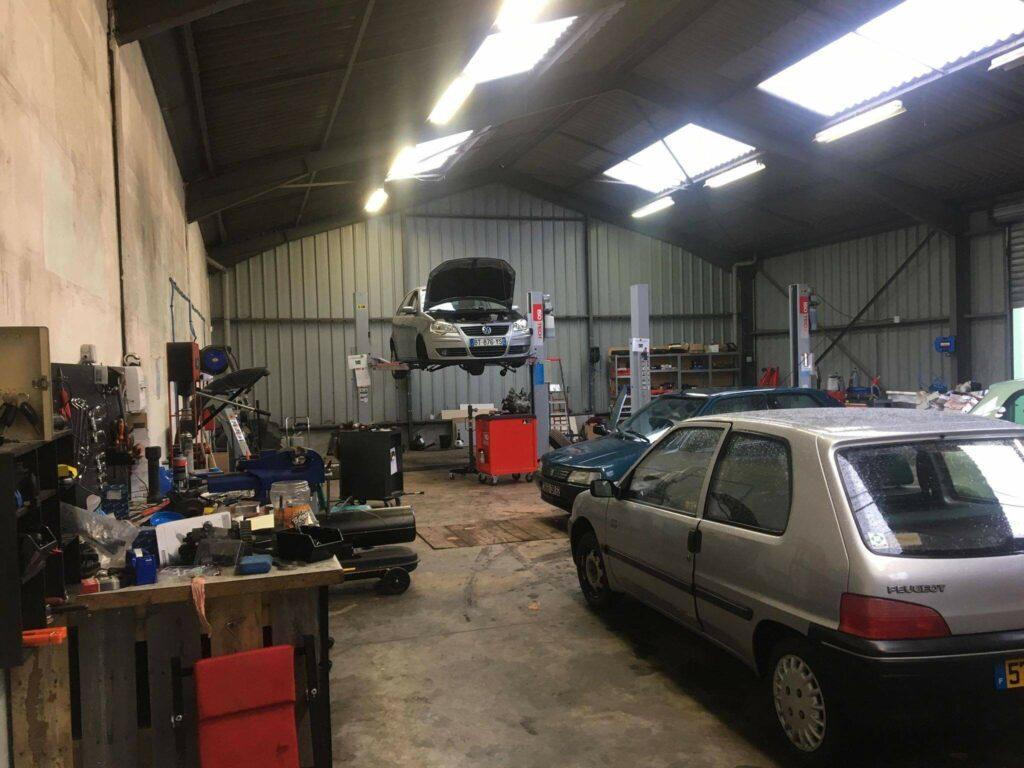 le garage solidaire